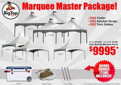 BP114 | Marquee Master Package