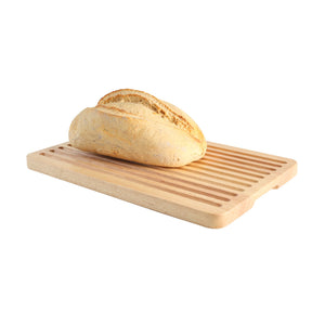 Bread Board with Crumb Tray