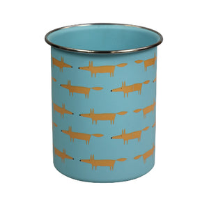 Utensil Pot /Mr Fox
