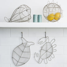 Load image into Gallery viewer, Ocean Fish /Wire Trivet