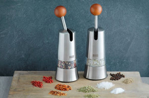 Ratchet Grinder Epicurean /Steel