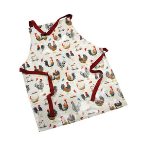 Rooster PVC Apron