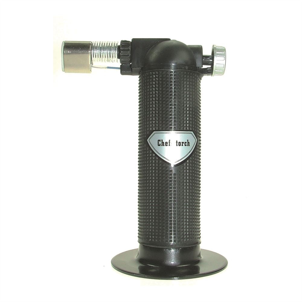 Gas Blow Torch Small /brulee black