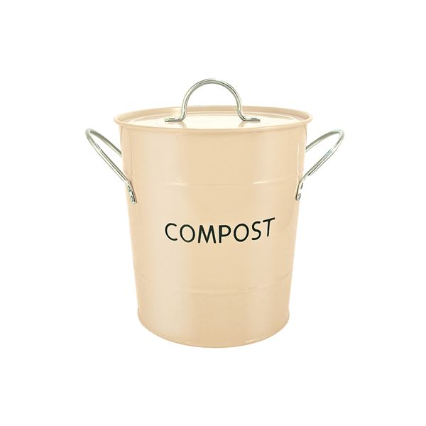 Compost bin /butter cream