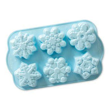 Load image into Gallery viewer, Nordicware Disney Frozen Cakelets Pan