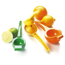 Load image into Gallery viewer, Metal Citrus Juice Squeezers