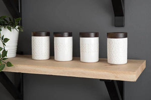 Artisan Mini Storage Jar Set