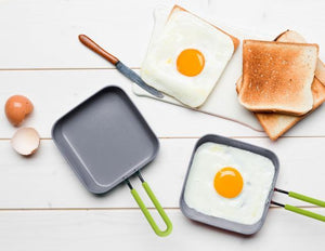 Mini Egg Expert Square Silicone Handle