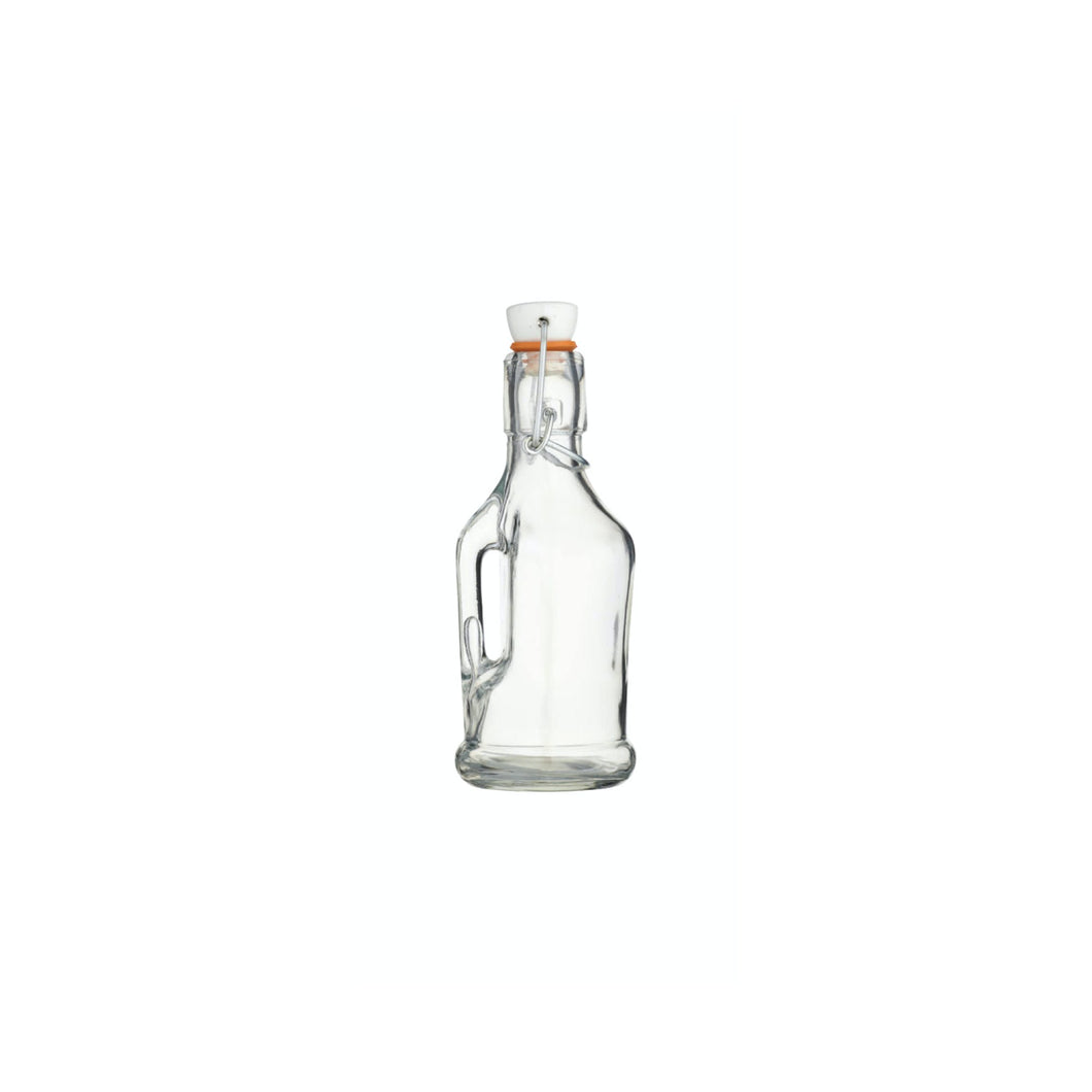 Glass Bottle with Handle /210ml