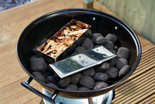 Load image into Gallery viewer, Stainless Steel Smoking Box