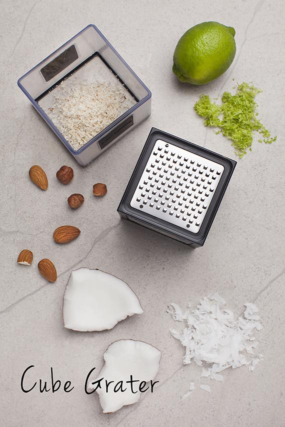 cube grater black 1