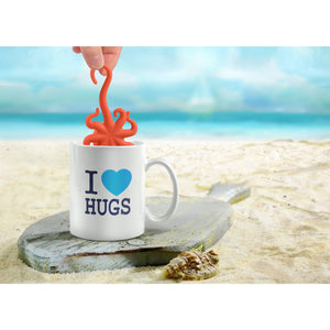 Tea Infuser Octeapus by FRED