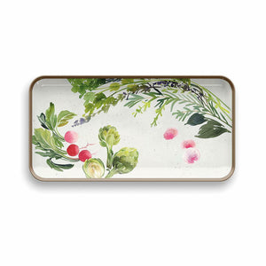 Alfresco Long Rectangular Tray