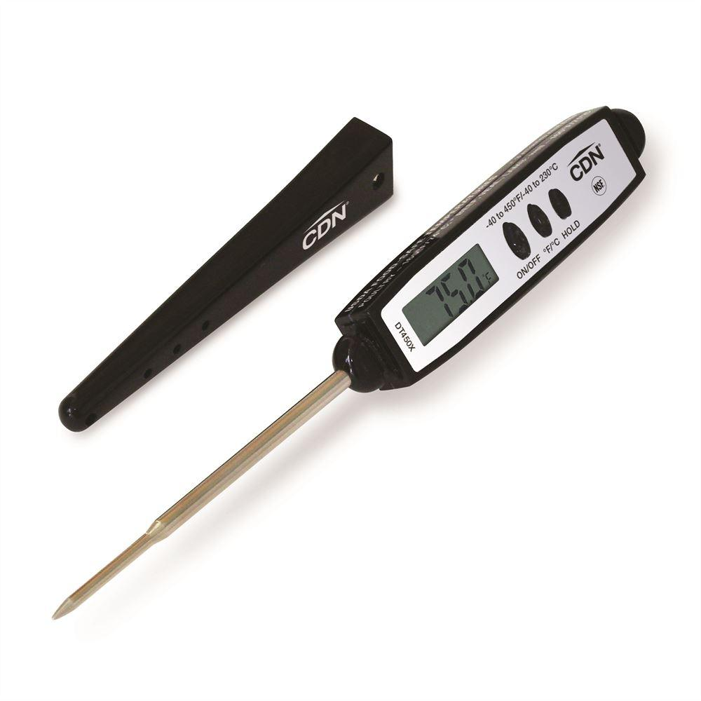 Thermometer pocket DIGITAL /BLACK