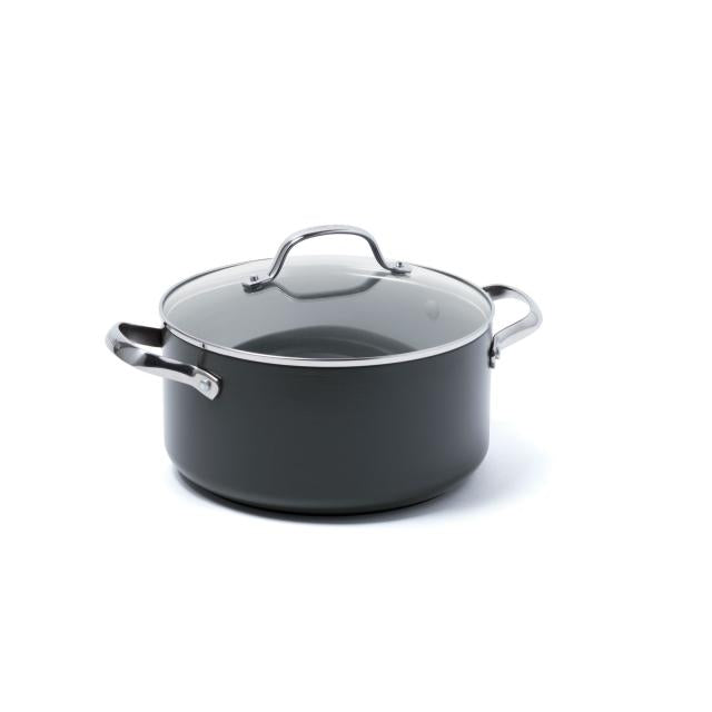 Venice Pro Stockpot and Casseroles by GreenPan™