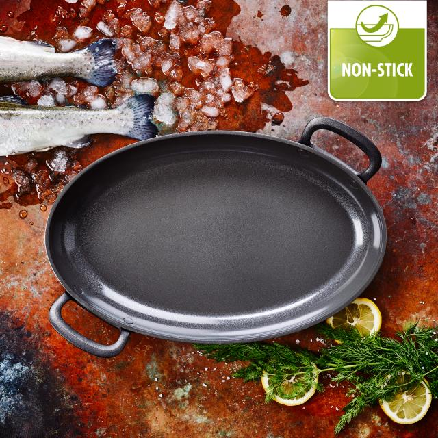 Craft Oval Fish Pan by GreenPan™