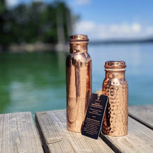 Load image into Gallery viewer, Copper Bottle Engraved /900ml
