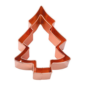 Set of 2 Copper Cutters on Ribbon