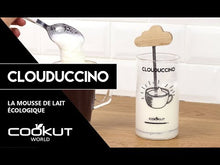 Load and play video in Gallery viewer, Clouduccino Milk frother