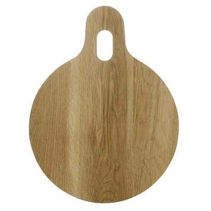 Chopping Board Round 325mm /Oak