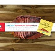 Carving Board Concave RECTANGULAR