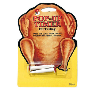 Pop up Poultry Turkey Timer Disposable