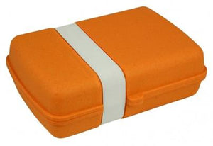 Zuperzozial Lunchbox /Orange