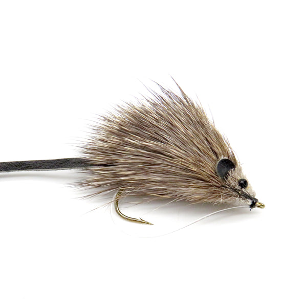 CUSTOM mudpig trout 8 to 9 inch fly made in scotland PIKE FLY striped