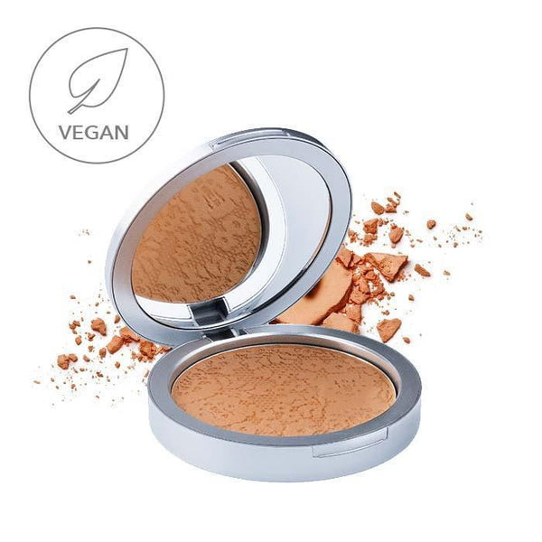 Natural Velvet Mineral Foundation - Cashew