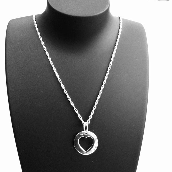 Cupido Heart Necklace