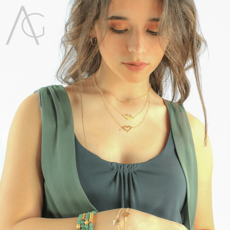 2-3 in 1 Layered Necklace - Agora Jewellery London