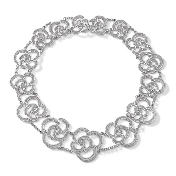 Filigree Kate Necklace - AG Agora Jewellery London