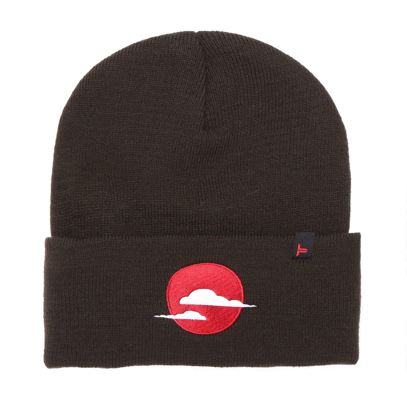 Copy of Tokyo Time Urban Beanie Hat - Black