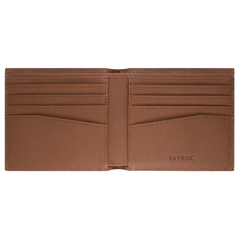 Thames - Tan Wallet