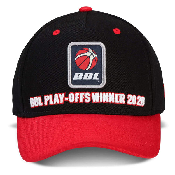 Tokyo Time BBL Play-Off '20 Collab Cap - Black/Red