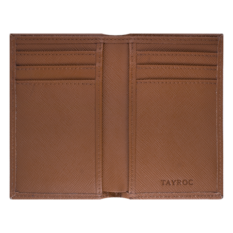 Trent - Tan Card Wallet