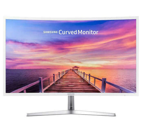 "Samsung 32"" Class Curved Monitor"