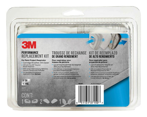 3M Performance Replacement Kit
