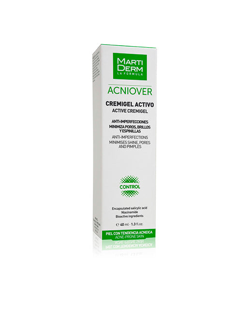 Acniover Cremigel Activo - 40ml