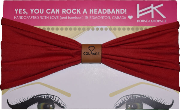 Save-Your-Ears Headbands