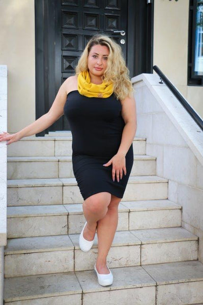Multi way pencil skirt/dress/scarf