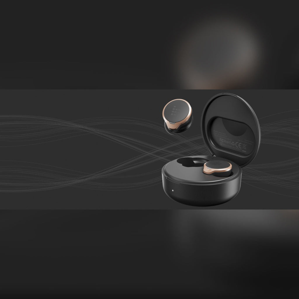 Tronsmart Becomes New Player in Hybrid Active Noise Cancelling TrueWireless Earbuds Market with Apollo Bold
