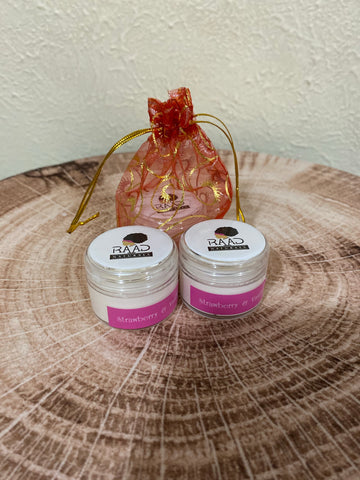 Sample Size Whipped Body Butter