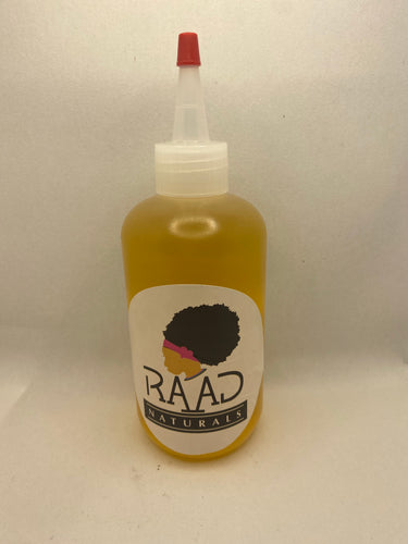 8oz. Summerfruit Paradise Hair & Skin oil