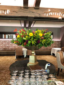 The Houstonian Hotel Lobby and TRIBUTE Arrangements -- November 16, 2020