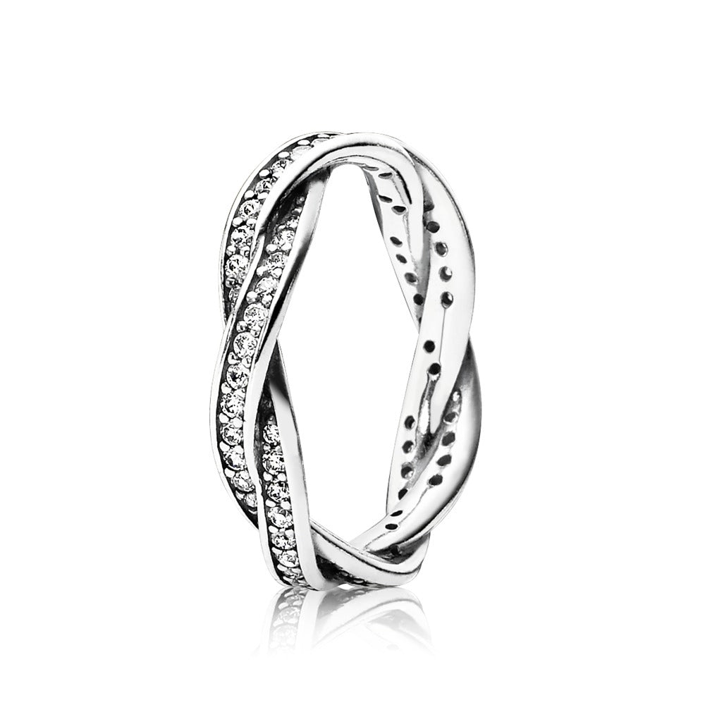 Twist of Fate Ring - Pandora Jewelry Las Vegas