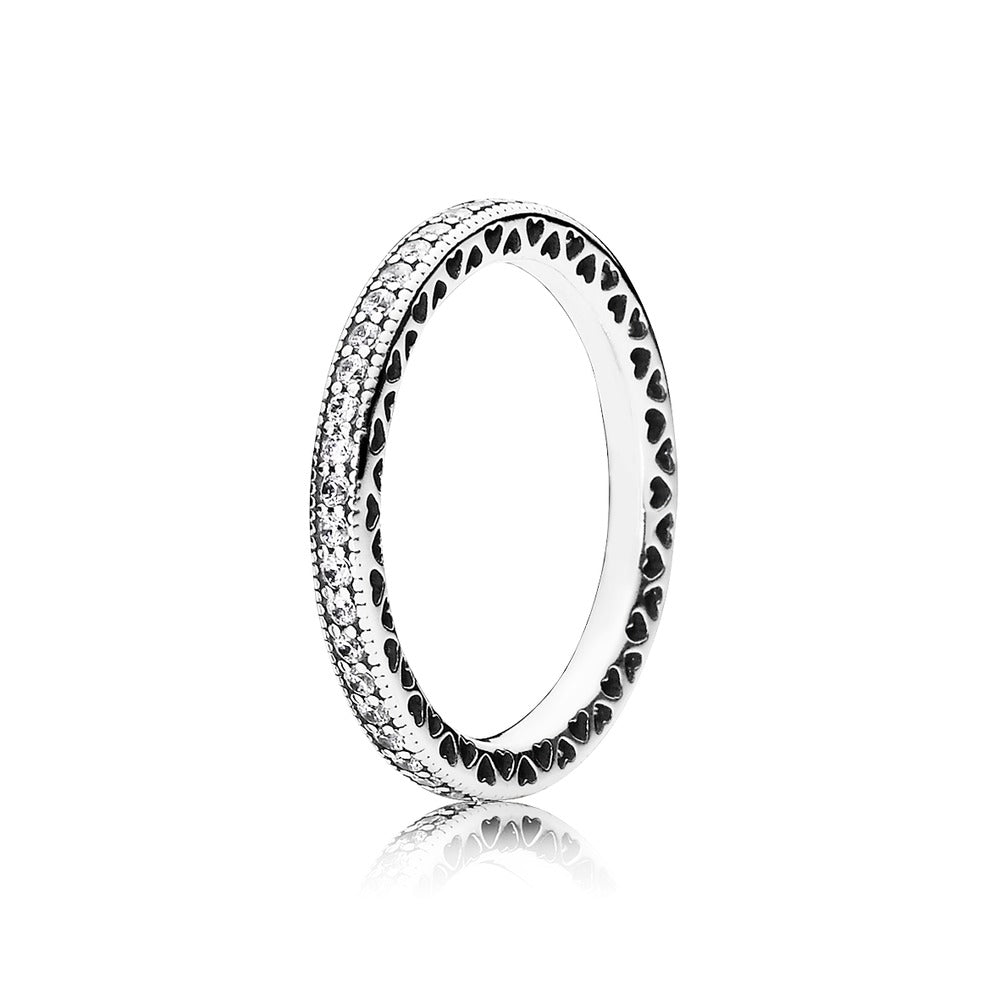 Hearts of Pandora Ring - Pandora Jewelry Las Vegas