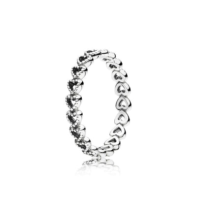 Linked Love Ring - Pandora Jewelry Las Vegas