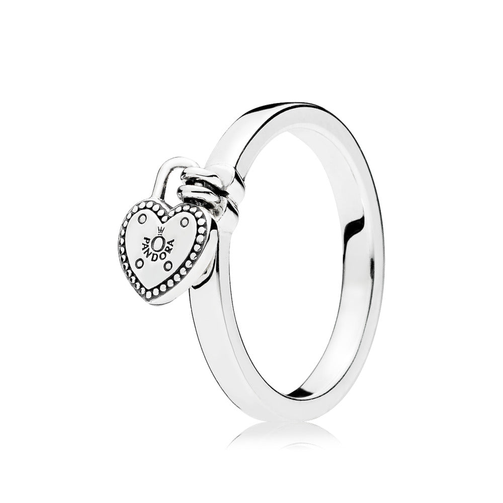 Love Lock Ring - Pandora Jewelry Las Vegas