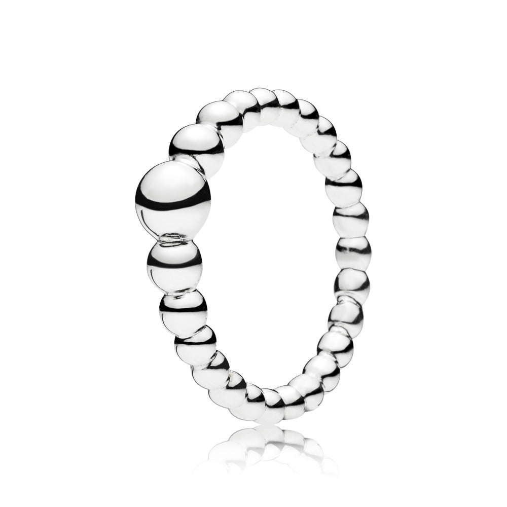 String of Beads Ring - Pandora Jewelry Las Vegas